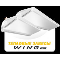 Воздушные тепловые завесы WING (Винг)