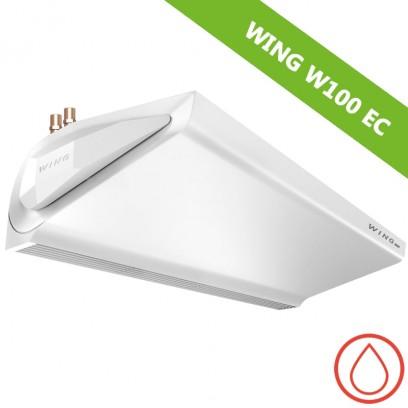 Воздушно тепловая завеса водяная Wing W100 EC