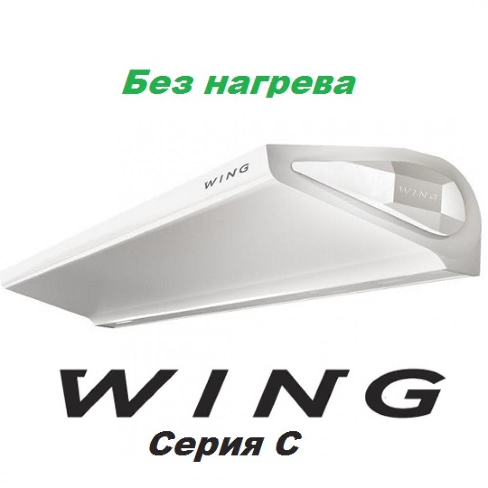 Воздушные завесы без нагрева Wing C