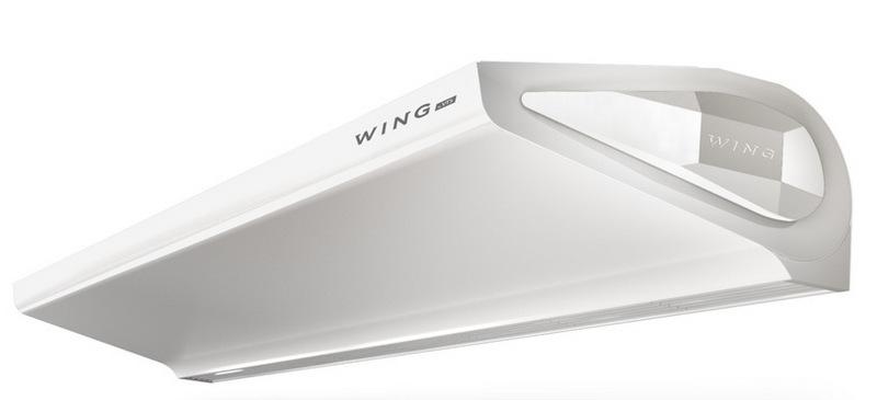 Воздушно-тепловые завесы VTS Wing